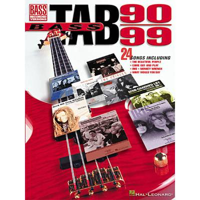 BASS TAB 1990 - 1999