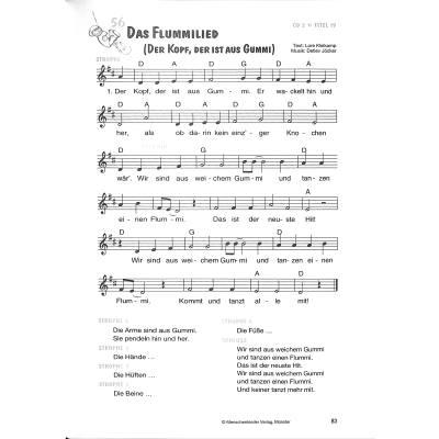 Klassenhits 143 Lieder Rund Um Die Schule Liederbuch