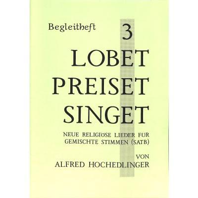 LOBET PREISET SINGET 3