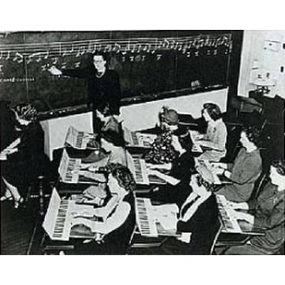 piano-class-ca-1950
