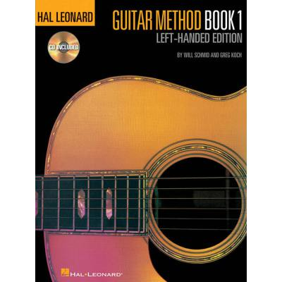 GUITAR METHOD 1 - LEFT HANDED EDITION