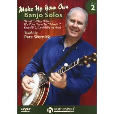 MAKE UP YOUR OWN BANJO SOLOS 2