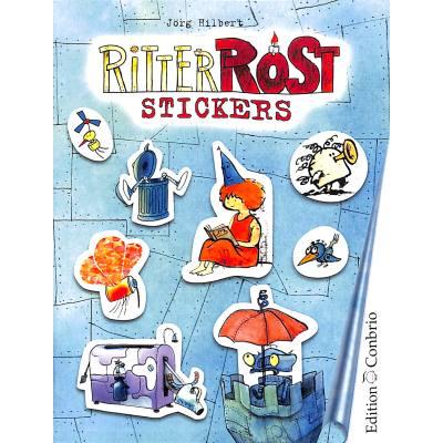 ritter-rost-stickers-heft