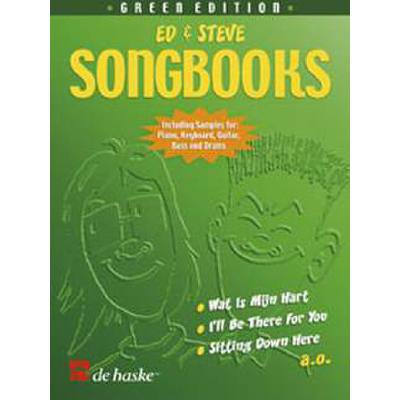 songbooks-green-edition