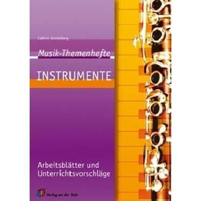 Instrumente - Musik Themenhefte