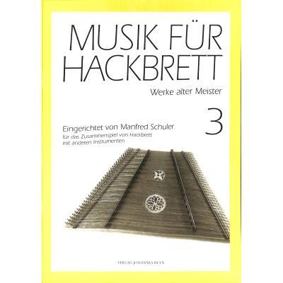 Musik für Hackbrett 3