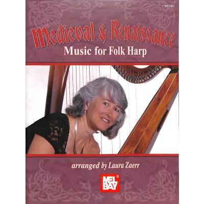 Medieval + Renaissance music for Folk harp