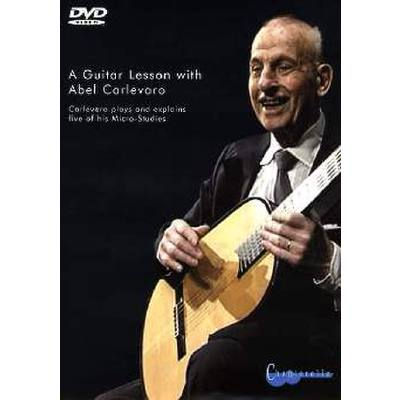 A GUITAR LESSON WITH