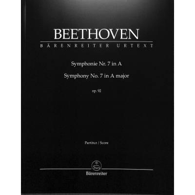 Sinfonie 7 A-Dur op 92