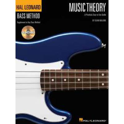 Music theory - a practical easy to use guide for bassist