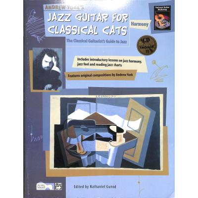 Jazz guitar for classical cats