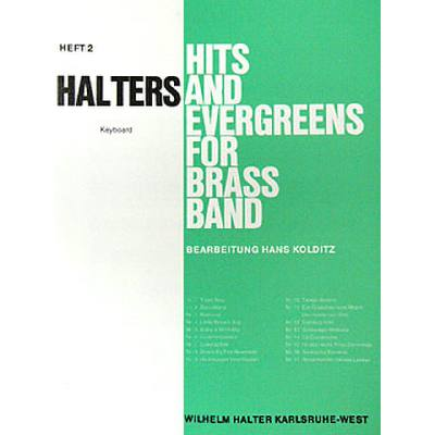 HALTERS HITS + EVERGREENS 2