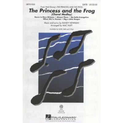 the-princess-and-the-frog-medley
