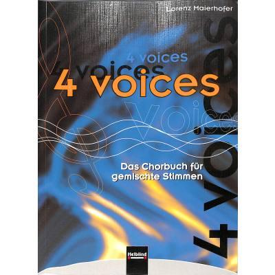 4 Voices - Das Chorbuch Fuer Gemischte Stimmen