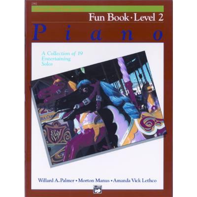 Fun Book 2 Piano