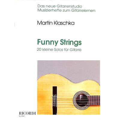 FUNNY STRINGS - 21 KLEINE SOLOS