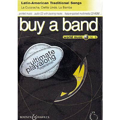 latin-american-traditional-songs