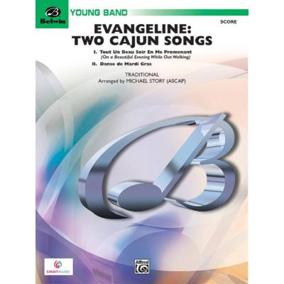 evangeline-2-cajun-songs
