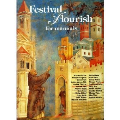 FESTIVAL FLOURISH FOR MANUALS