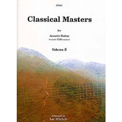 Classical masters 5