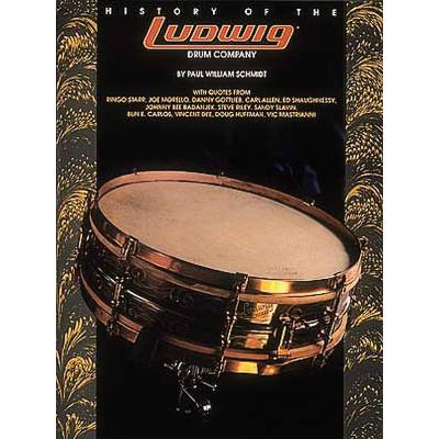 history-of-the-ludwig-drum-company