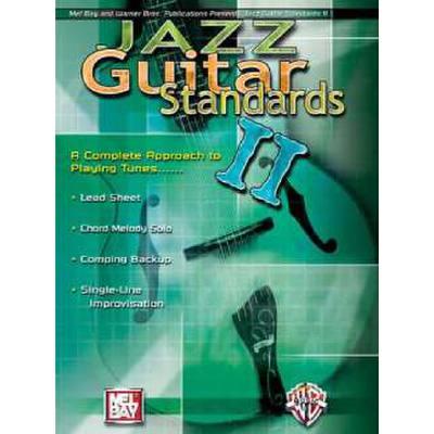 JAZZ GUITAR STANDARDS 2