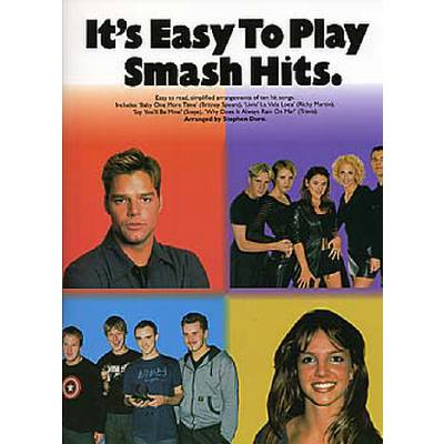 IT´S EASY TO PLAY SMASH HITS