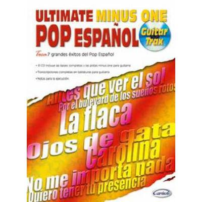 ULTIMATE MINUS ONE - POP ESPANOL