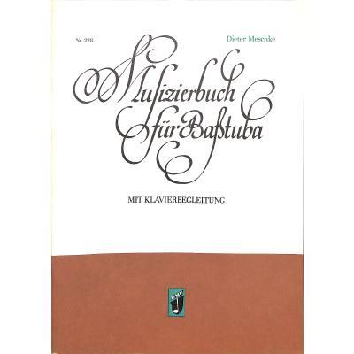 Musizierbuch für Basstuba