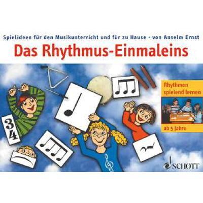 Das Rhythmus Einmaleins - Lernspiel