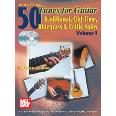 50 TUNES FOR GUITAR 1