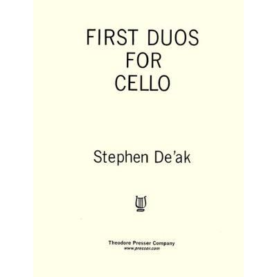 first-duos-for-cello