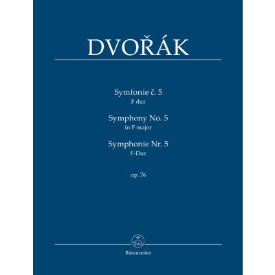 Sinfonie 5 F-Dur op 76