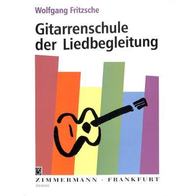 Gitarrenschule der Liedbegleitung