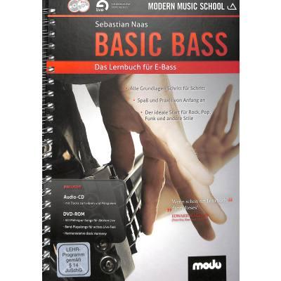 Basic Bass - Das Lernbuch für E-Bass