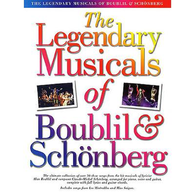 THE LEGENDARY MUSICALS OF