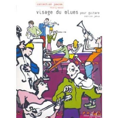 VISAGE DU BLUES