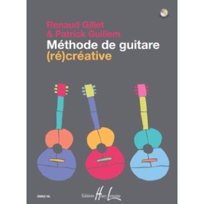 Methode de guitare (re)creative