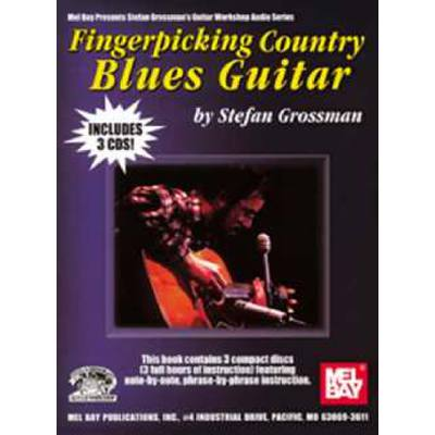 FINGERPICKING COUNTRY - BLUES GUITAR