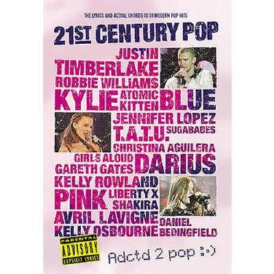 21st-century-pop-chord-songbook