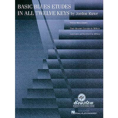 BASIC BLUES ETUDES IN ALL 12 KEYS