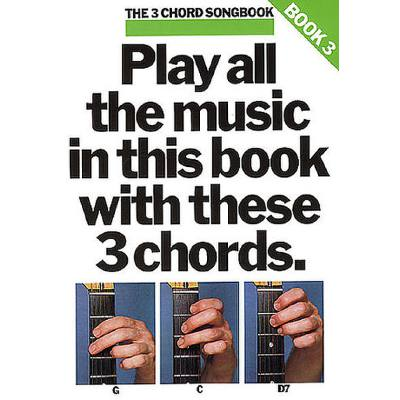 3 CHORD SONGBOOK 3