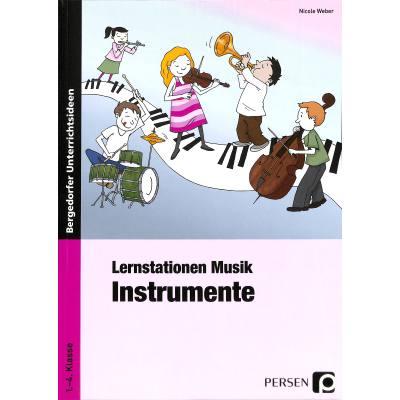 LERNSTATIONEN MUSIK - INSTRUMENTE