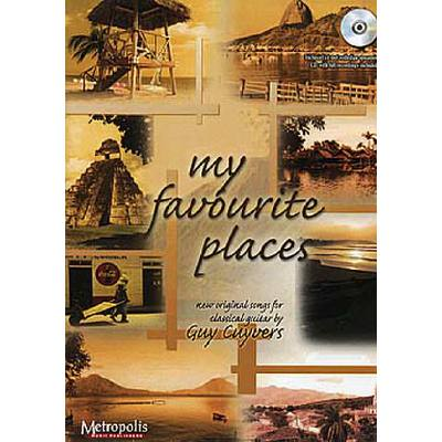 MY FAVOURITE PLACES