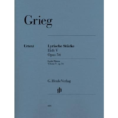 lyrische-stucke-5-op-54