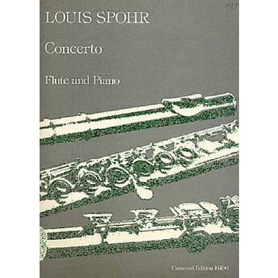 Concerto Op 47 In Modo D´una Scena Cantante
