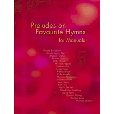 preludes-on-favourite-hymns-for-manuals