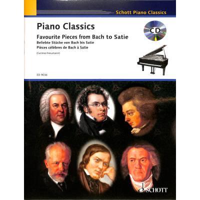 PIANO CLASSICS | Beliebte Stuecke von Bach bis ...