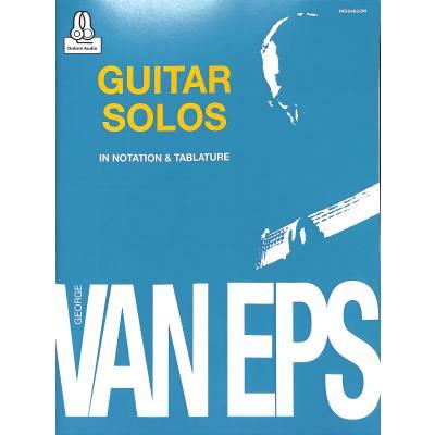 GEORGE VAN EPS GUITAR SOLOS