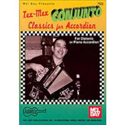 TEX MEX CONJUNTO CLASSICS ACCORDEON jetztbilligerkaufen